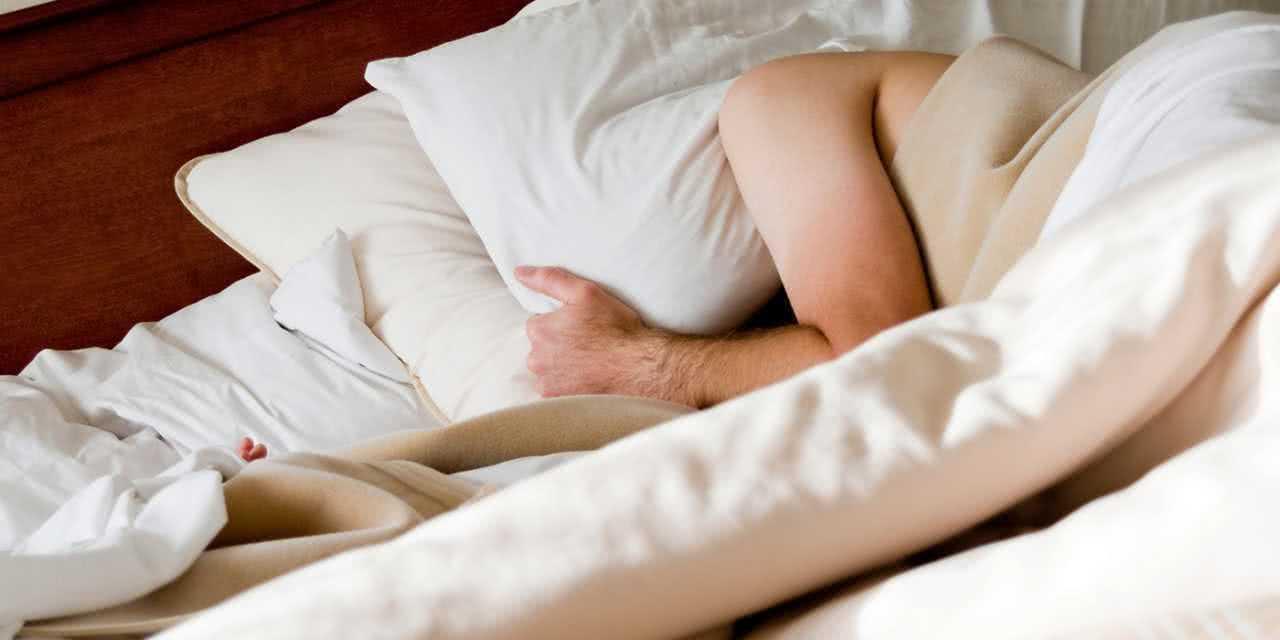 Нерегулярный ритм сна-бодрствования