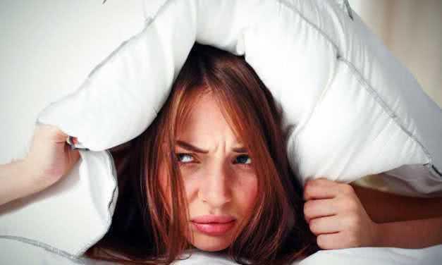 Явления, порожденные сном – парасомнии