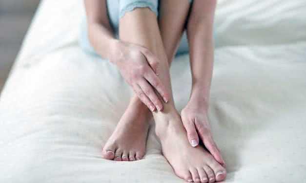 Cиндром неугомонных ног и периодических движений конечностей