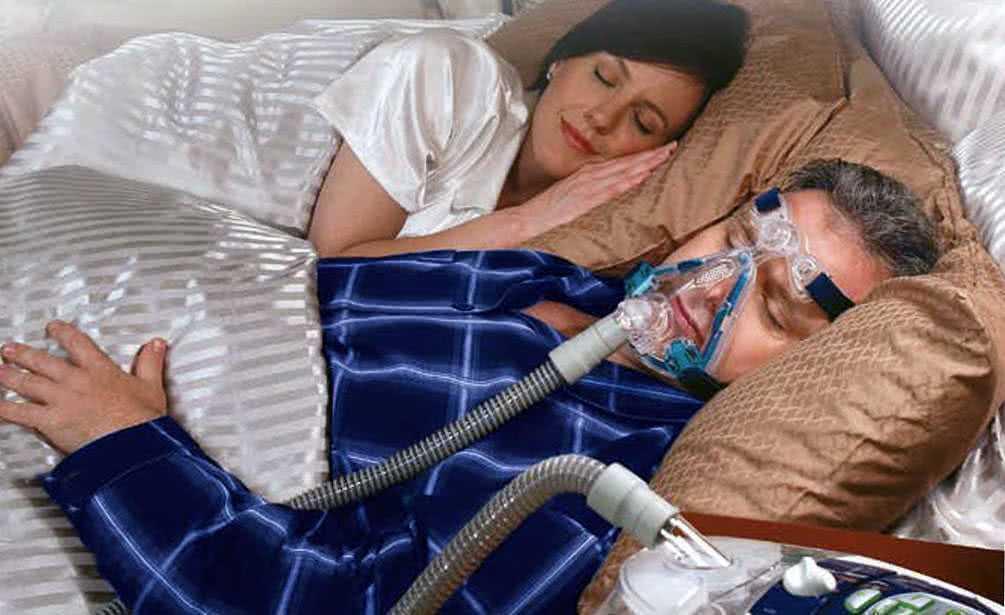 Постоянное положительное давление в дыхательных путях (СРАР)