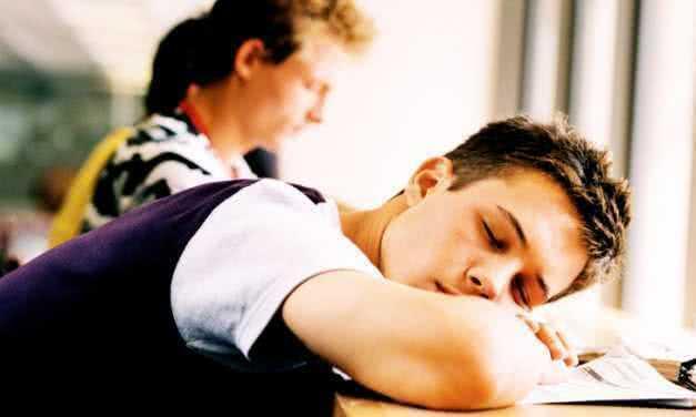 Синдром отсроченного наступления фаз сна (задержка фазы сна)