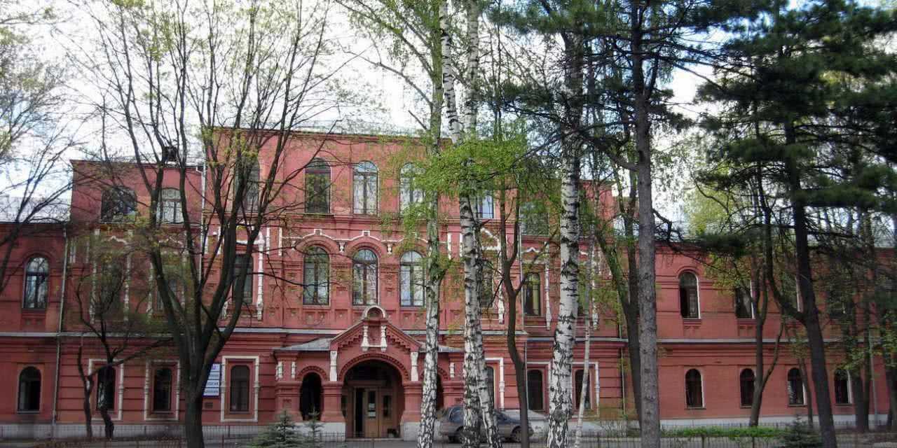 Городская клиническая больница № 33 им. А. Остроумова