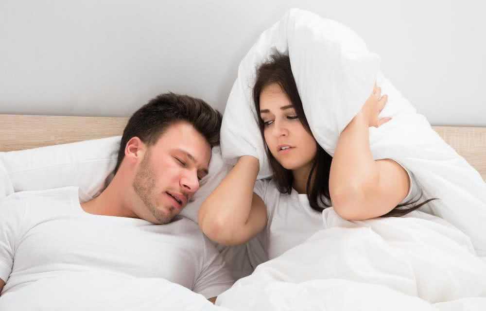 Стоны во время сна