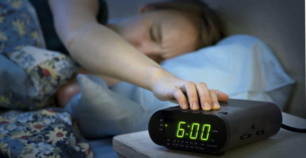 Человечество обречено на постоянный недосып