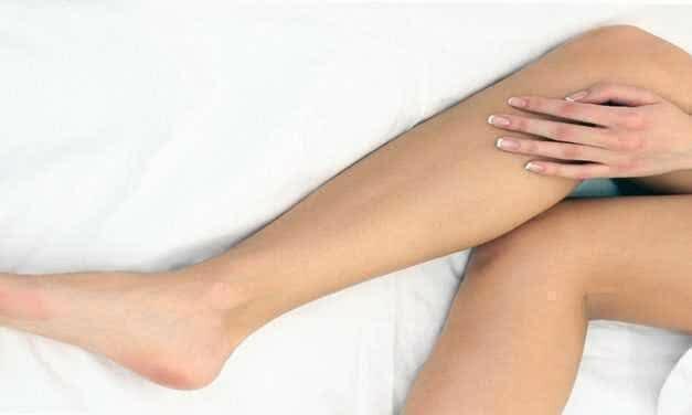 Синдром беспокойных ног