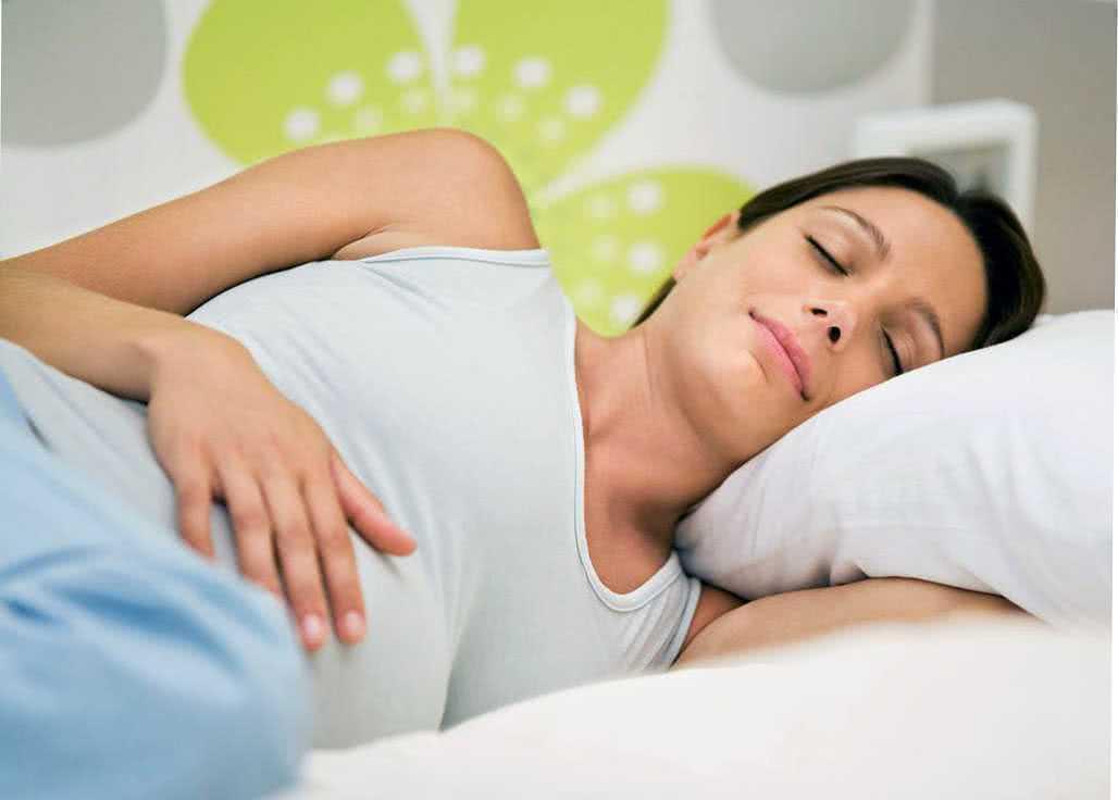 Беременность и здоровый сон проблемы со сном и их решение
