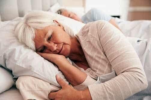 Сон у пожилых людей